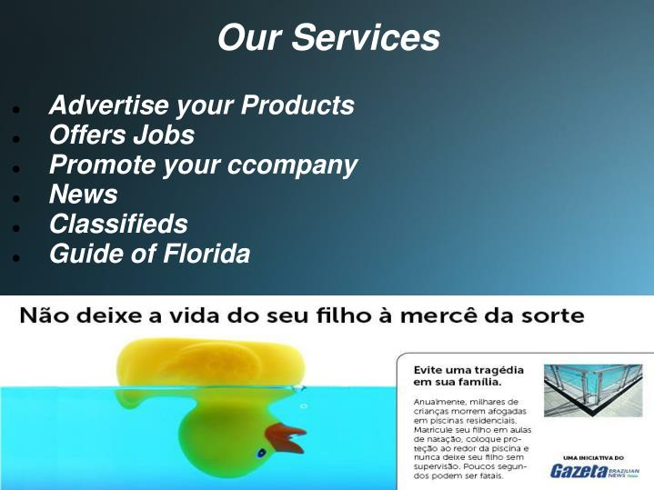 Advertise your products offers jobs promote your ccompany news classifieds guide of florida