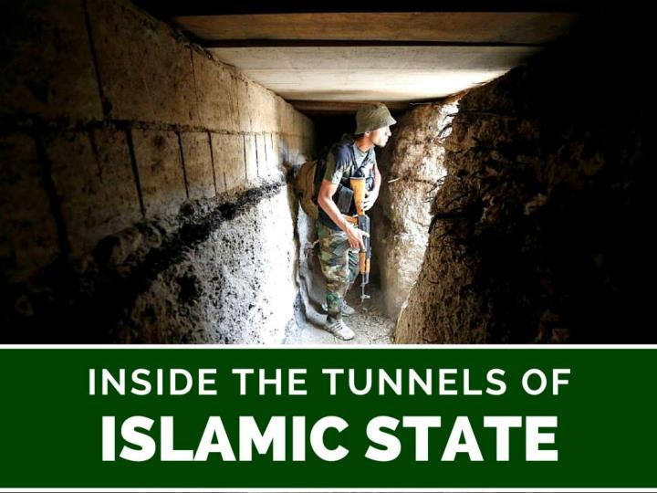 inside the passages of islamic state n.