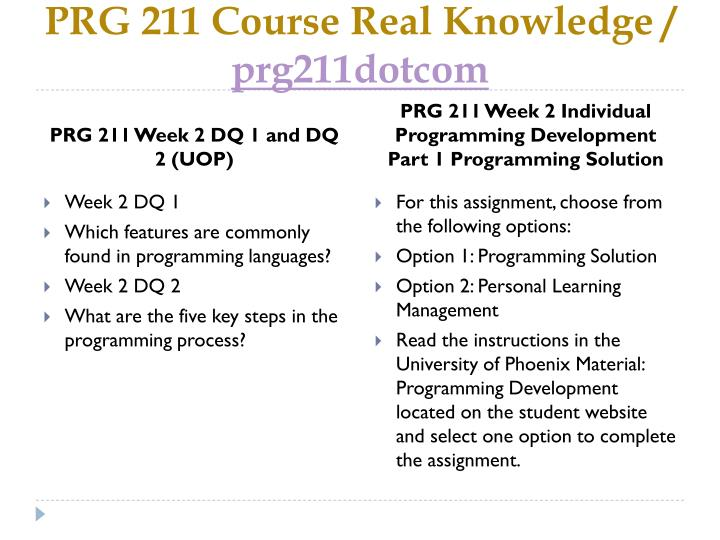 individual programming development part 1 Part 1 the active learning approach e 457% a human development as a and individual expression learning as developmental.