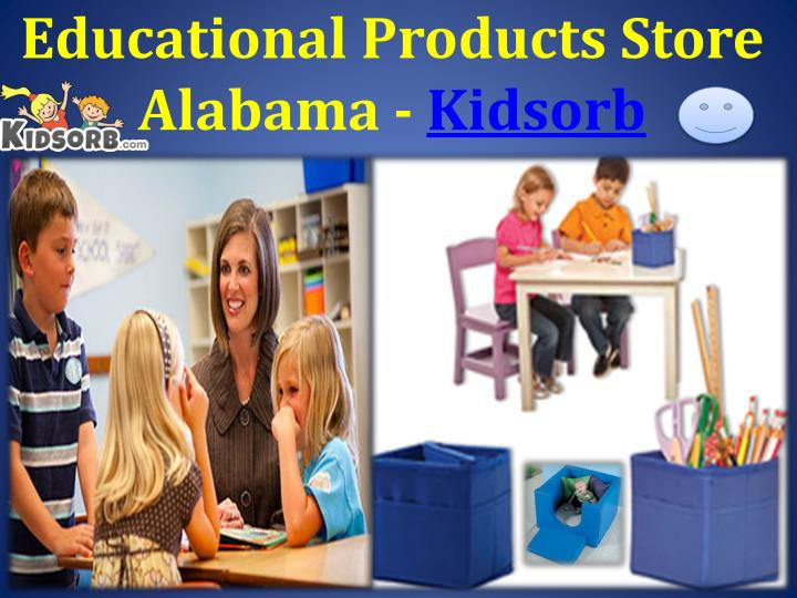 educational products store alabama kidsorb