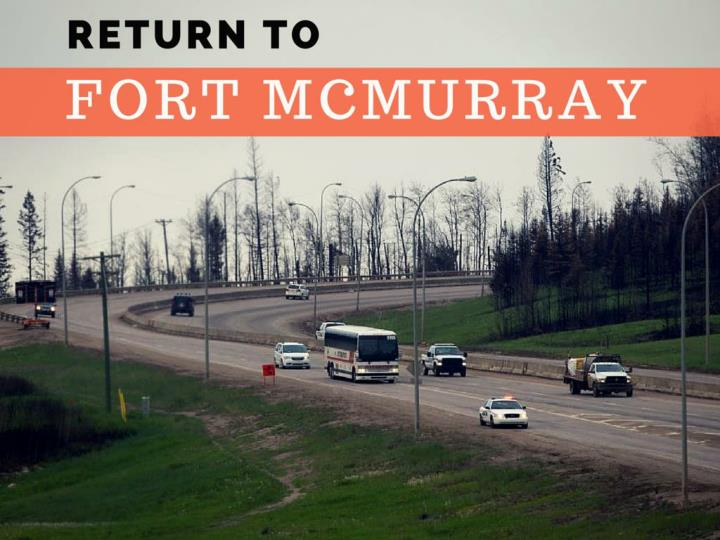 come back to fort mcmurray n.