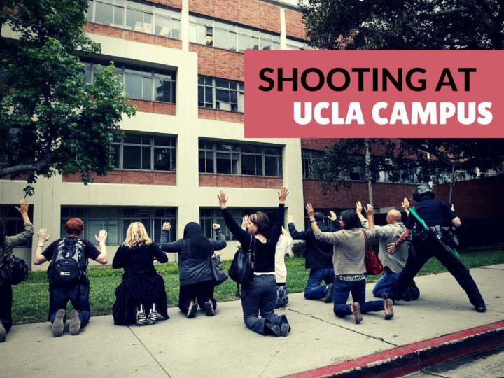 shooting at ucla campus n.