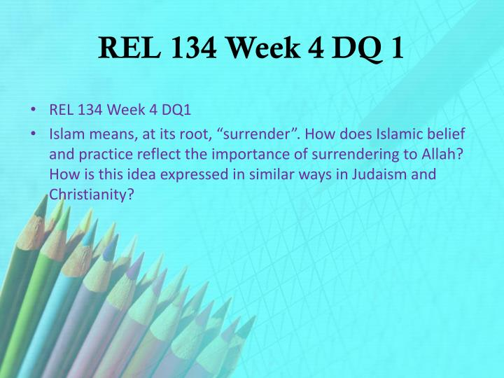 rel 134 world religious traditions ii Rel 134 week 1 knowledge check in the context of arguments in the critical thinking process, what is the term used to refer to a reason provided for accepting a claim.