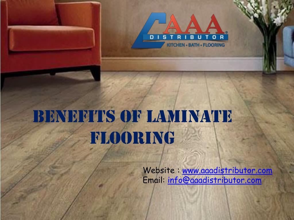 Ppt Benefits Of Laminate Flooring