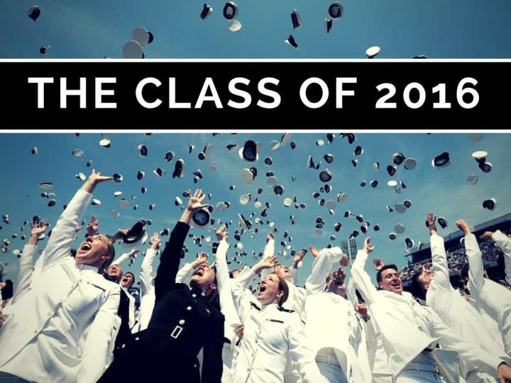 the class of 2016 n.