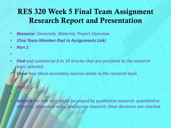 week 5 final assignment Week five all access final assignment mha 626 week 6 assignment, final paper bshs 401 week 5 individual assignment journal entry five acc 206 week 3 assignment chapter four and five problems.