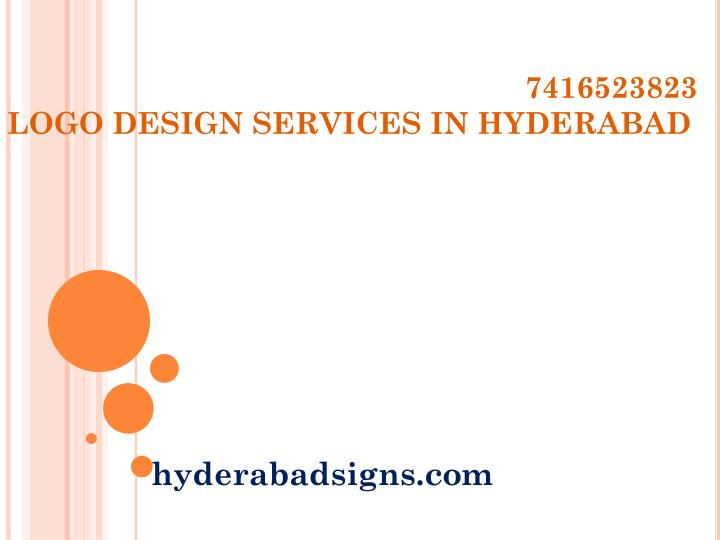 7416523823 logo design services in hyderabad