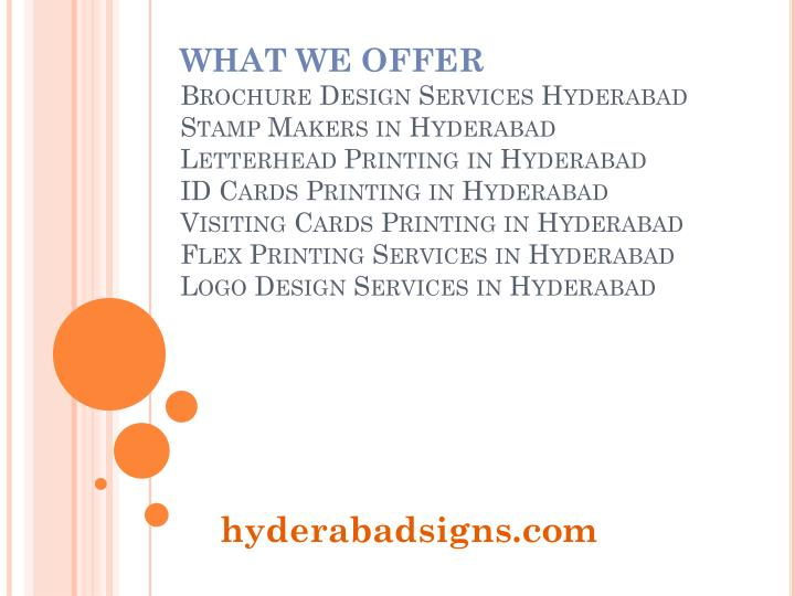 Hyderabadsigns com