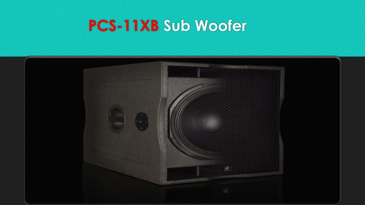 PCS-11XB