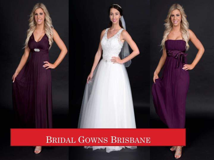 Bridal Gowns Brisbane