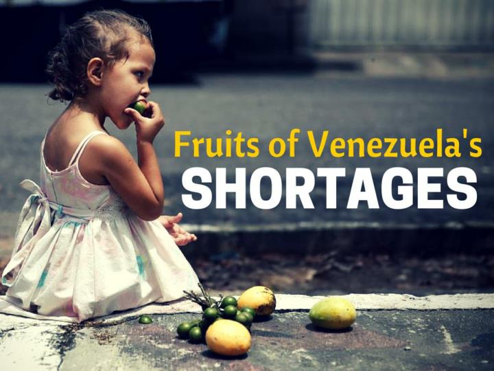 products of venezuela s shortages n.