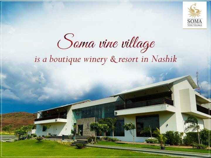 Best vineyards resorts in nashik