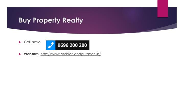 Buy Property Realty