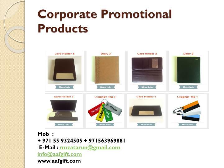 Corporate Promotional