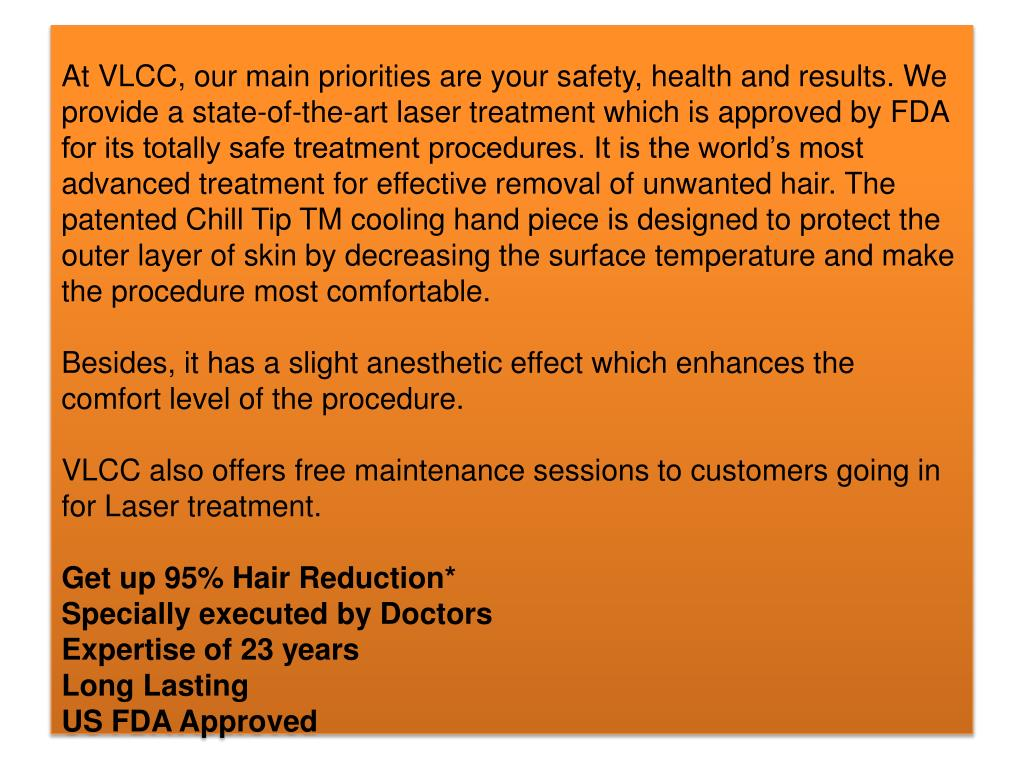 Ppt Laser Treatment For Skin Laser Hair Removal Powerpoint