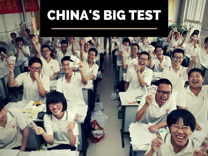china s enormous test n.