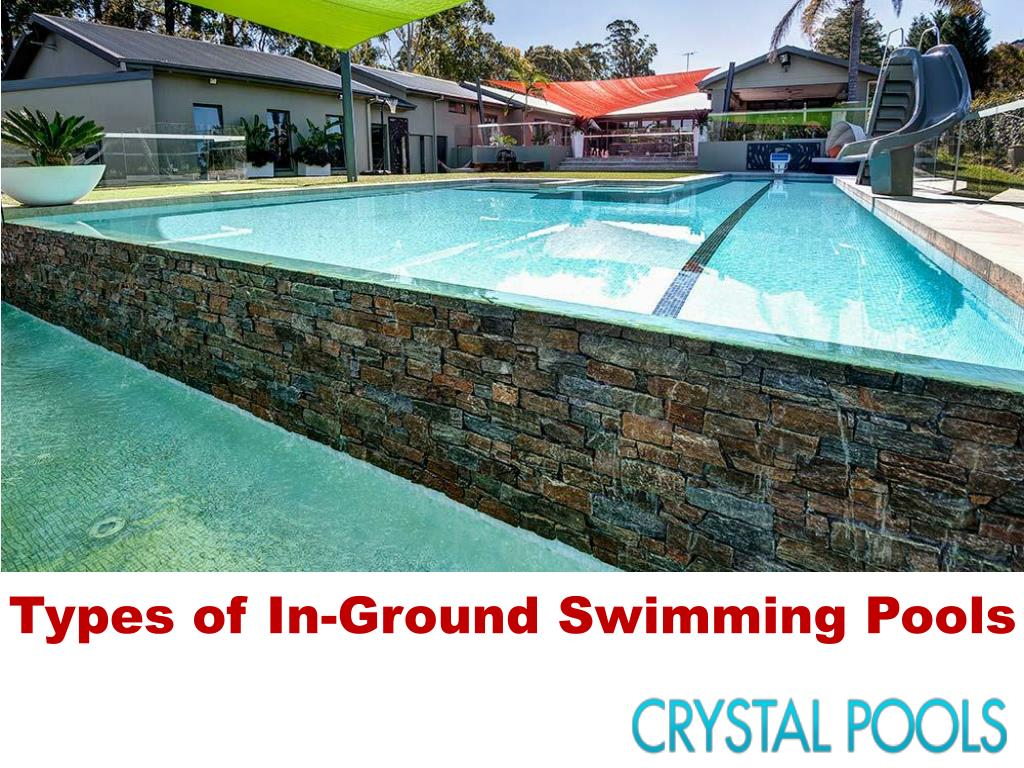 PPT - Types of In-Ground Swimming Pools PowerPoint ...