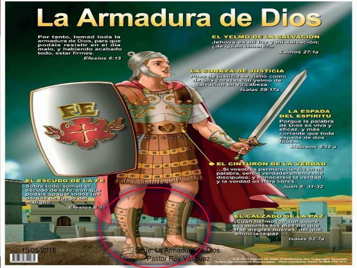 Ppt La Armadura De Dios Powerpoint Presentation Id7353084