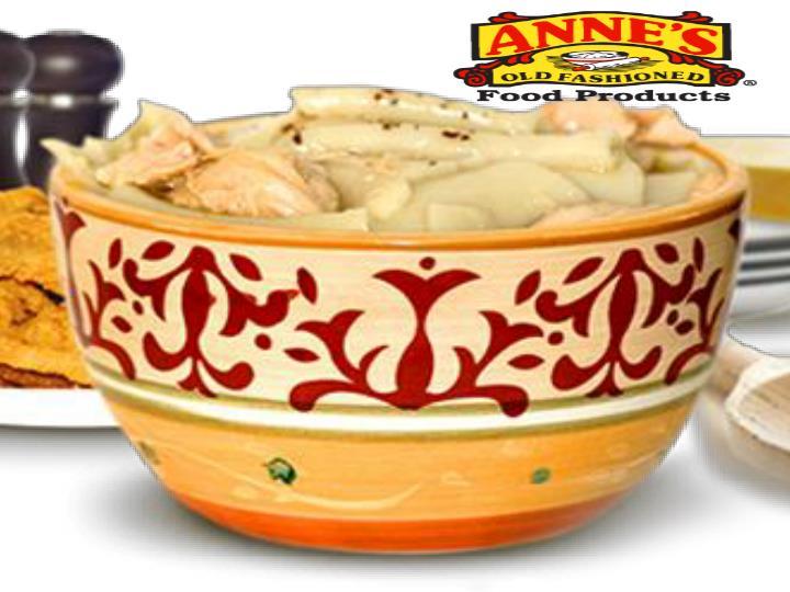 Anne s natural chicken base