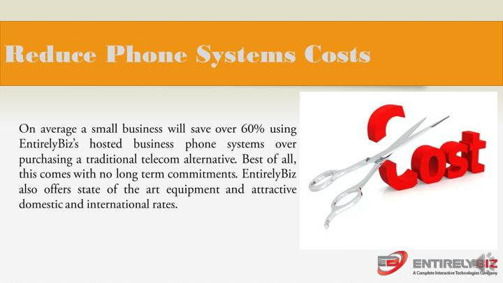 Reduce Phone Systems Costs