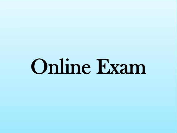 online exam system Online exam system project is a desktop application which is implemented in java platformfree download online exam system java project with source codeonline exam system source code in java,jframe,swing and database is ms-access usedfree download java project tutorial.