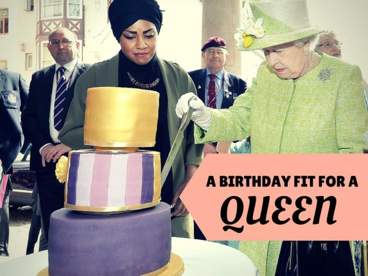 a birthday fit for a queen n.