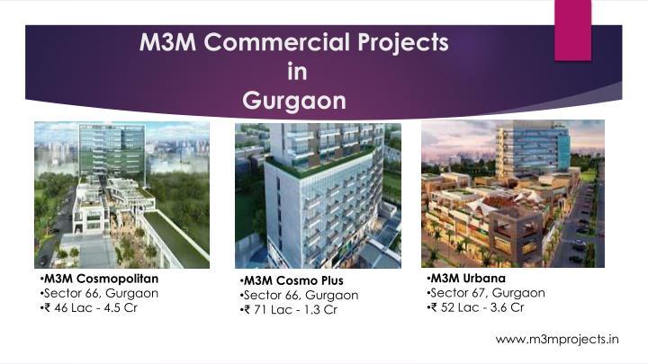 M3M Commercial
