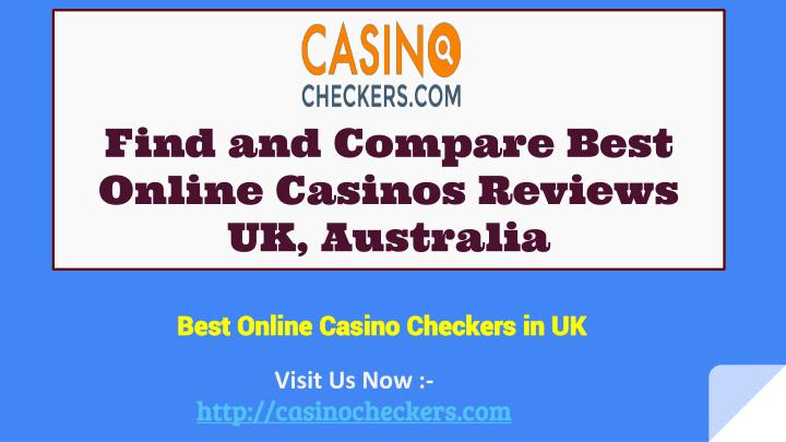 find and compare best online casinos reviews uk australia n.