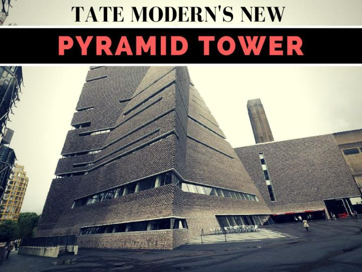 tate modern s new pyramid tower n.