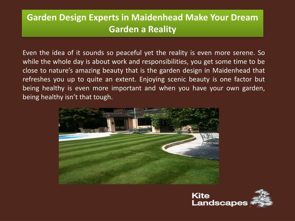 PPT - Garden Design Experts in Maidenhead Make Your Dream Garden a