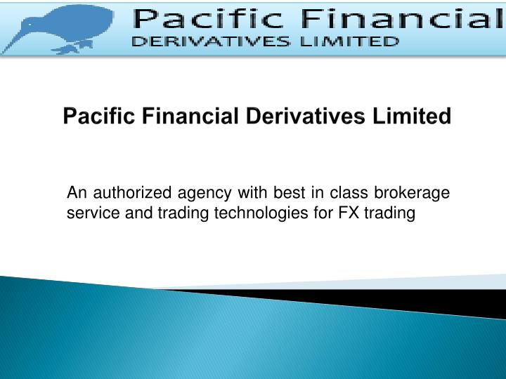 pacific financial derivatives limited n.