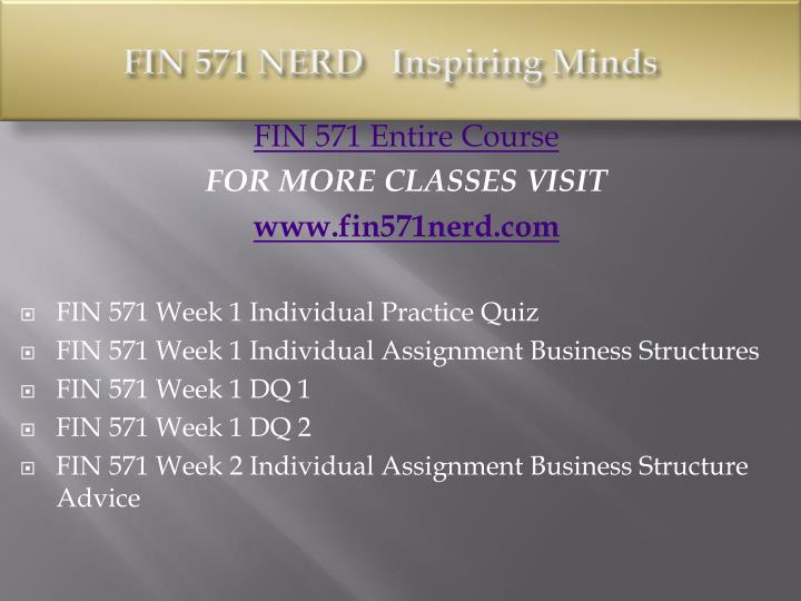 Fin 571 nerd inspiring minds1