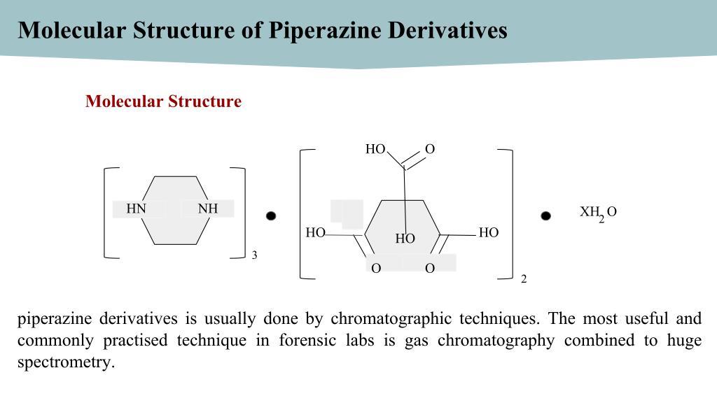 Substituted piperazine