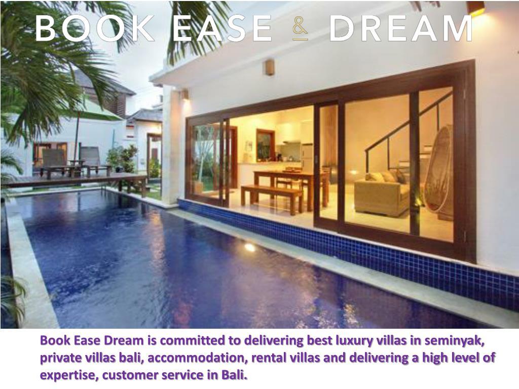 Ppt Premium Bali Island Villas At Book Ease Powerpoint Presentation Free Download Id 7356506