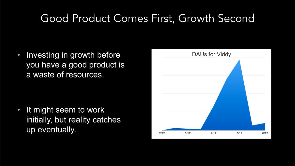 PPT - Growth Hacking is Dead  Long Live Growth PowerPoint