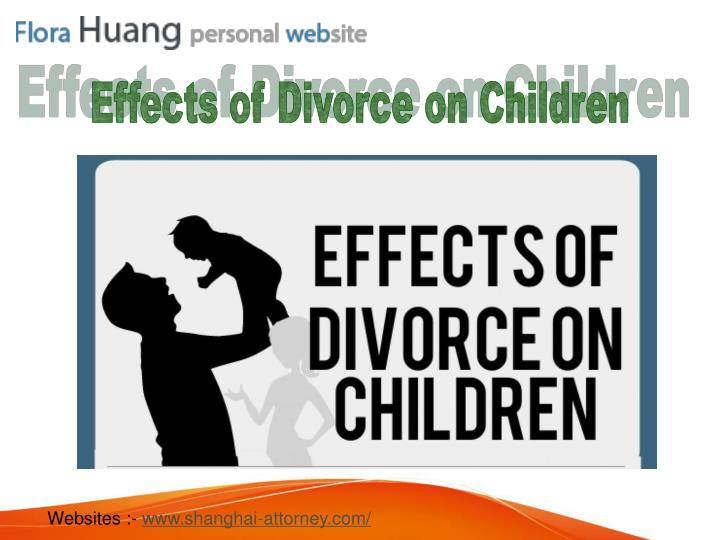 effects of divorce on teens The fact remains that divorce carries with it many negative effects on children, teens, spouses, parents and the extended family members divorce impacts the careers of people and the well being of society.
