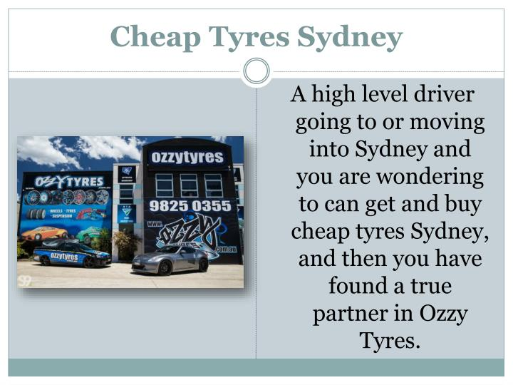 Cheap Tyres