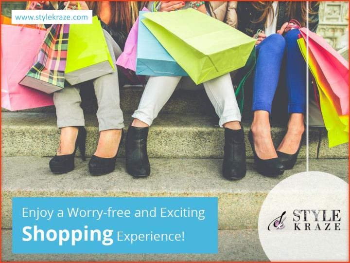 enjoy a worry free and exciting shopping experience n.