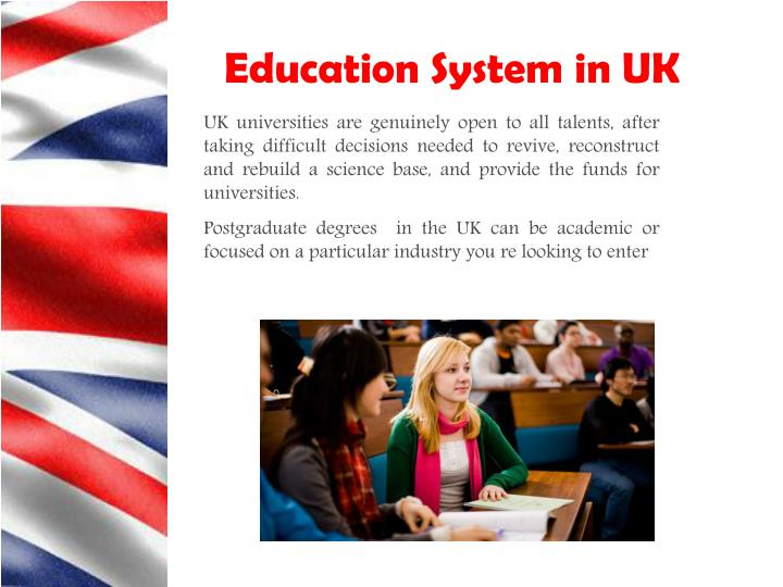 united kingdom and educational achievement studies Teachers' explicit expectations and implicit prejudiced attitudes to educational achievement:  in the united kingdom  experimental and naturalistic studies.