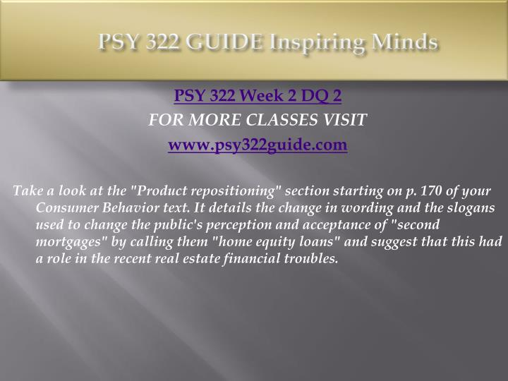 week 5 psy 322 Psy 322 case study analysis click here =- full transcript.