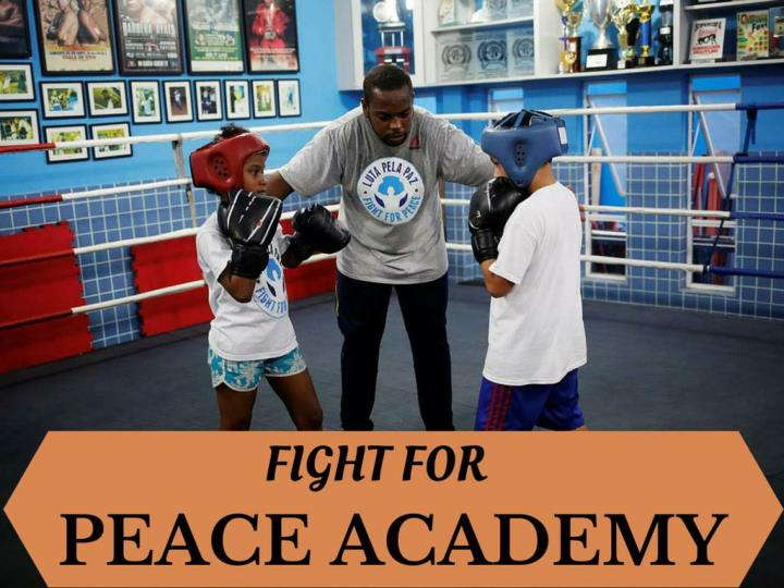battle for peace academy