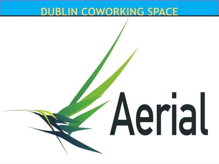 Dublin coworking space