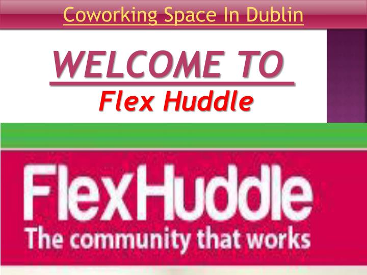 Coworking Space In Dublin