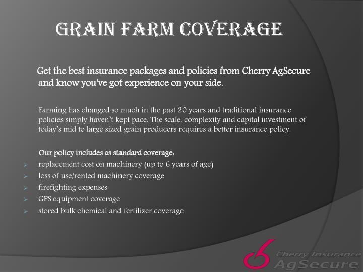 Grain Farm Coverage