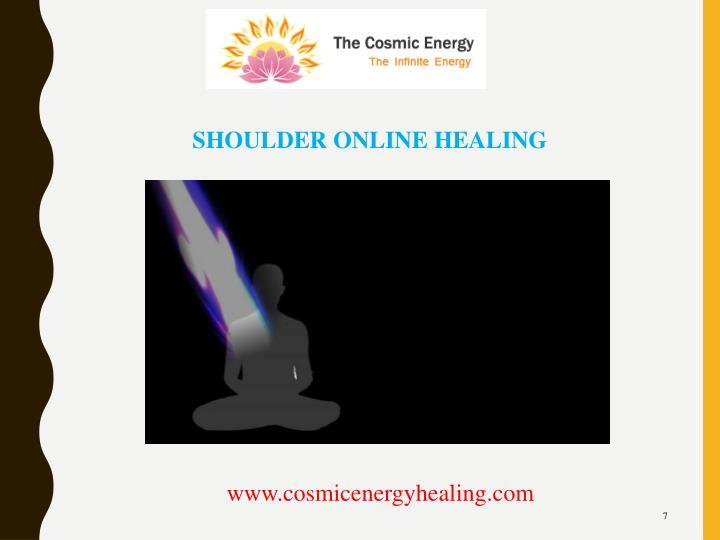 SHOULDER ONLINE HEALING