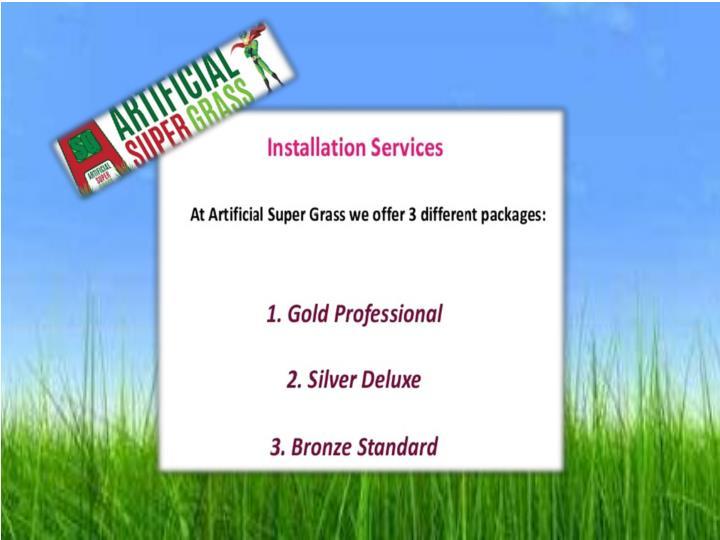 Superior quality artificial grass for children