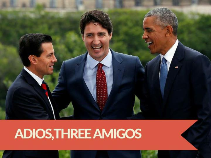 farewell three amigos n.