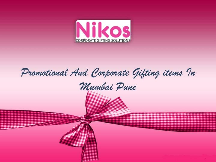 Promotional And Corporate Gifting items In