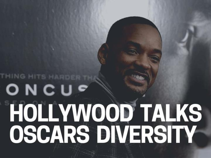 hollywood talks oscars diversity n.