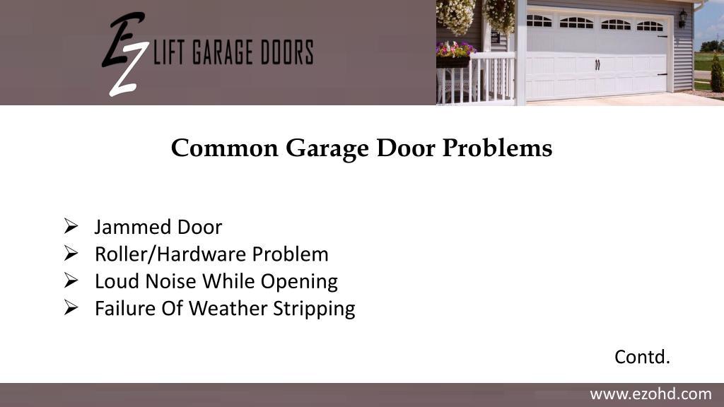 Ppt Garage Door Repair Company Sugar Land Tx